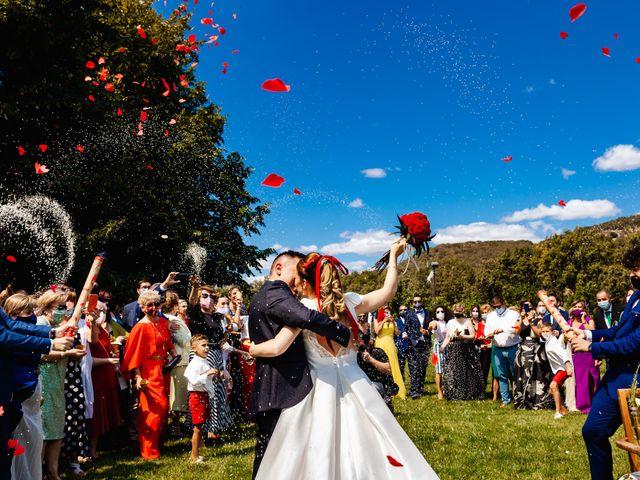 La boda de Alba y Javier