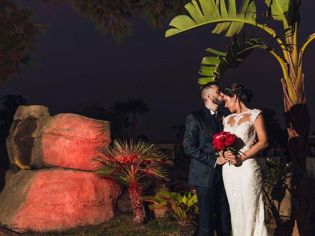 La boda de Cristian y Dori