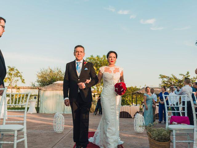 La boda de Dori y Cristian en Sant Vicent Del Raspeig/san Vicente Del, Alicante 13