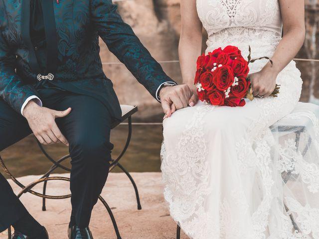 La boda de Dori y Cristian en Sant Vicent Del Raspeig/san Vicente Del, Alicante 15