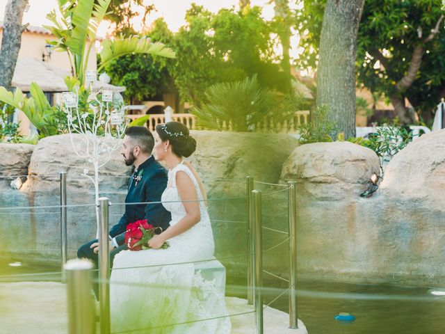 La boda de Dori y Cristian en Sant Vicent Del Raspeig/san Vicente Del, Alicante 16