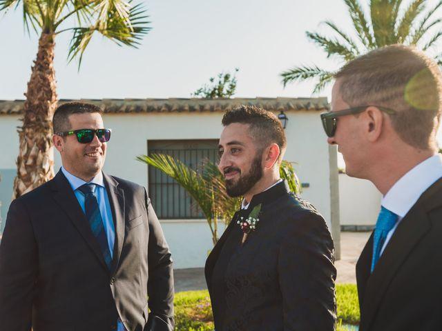 La boda de Dori y Cristian en Sant Vicent Del Raspeig/san Vicente Del, Alicante 17