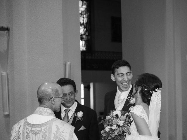 La boda de Dani y Bea en Chinchon, Madrid 7