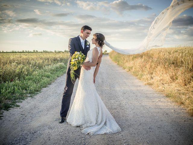 La boda de Dani y Bea en Chinchon, Madrid 8