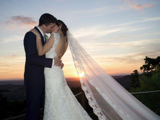 La boda de Dani y Bea en Chinchon, Madrid 11