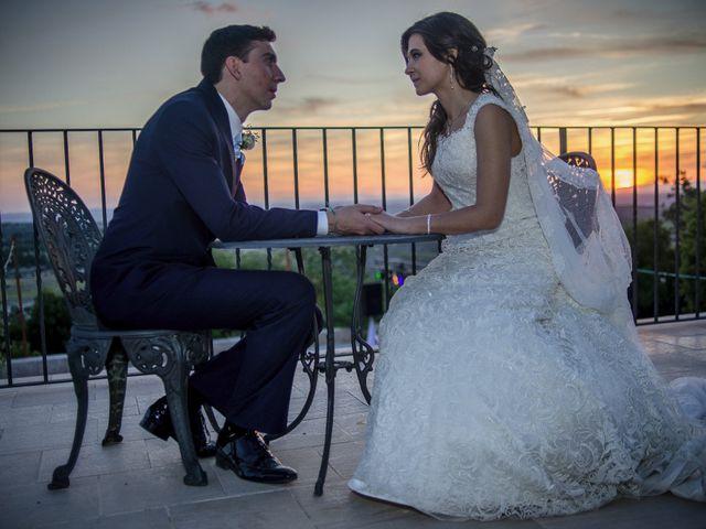 La boda de Dani y Bea en Chinchon, Madrid 1