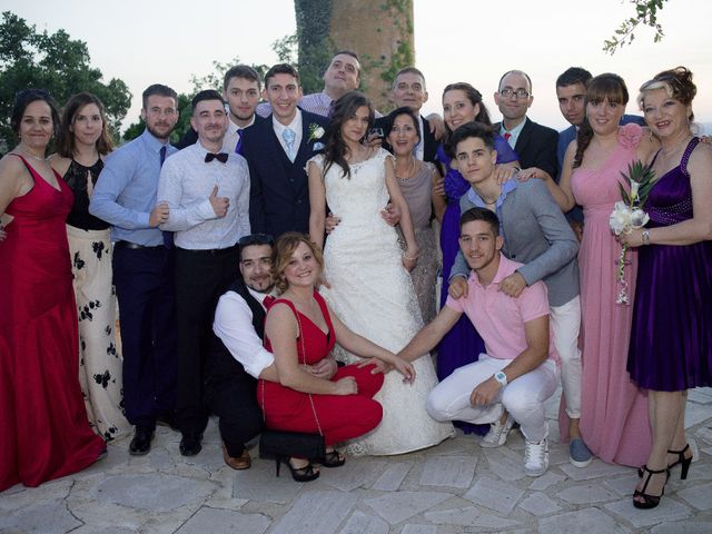 La boda de Dani y Bea en Chinchon, Madrid 13