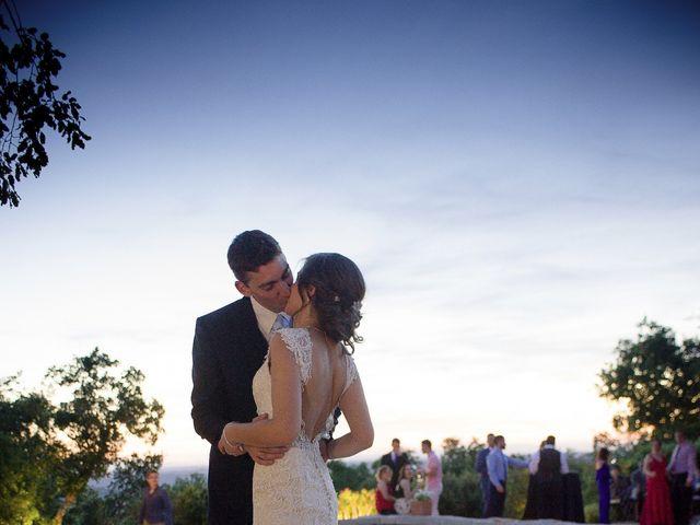 La boda de Dani y Bea en Chinchon, Madrid 14