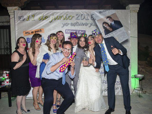 La boda de Dani y Bea en Chinchon, Madrid 17