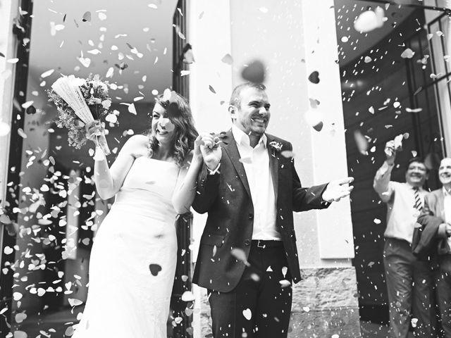 La boda de Camino y Vincent