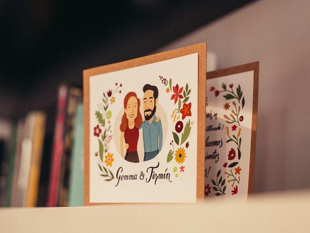 La boda de Fermín y Gemma en Alborache, Valencia 3