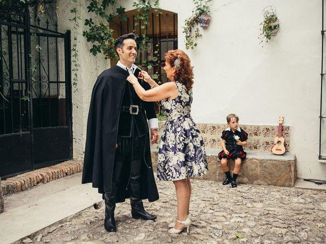 La boda de Fermín y Gemma en Alborache, Valencia 19
