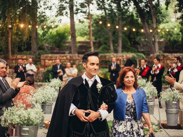 La boda de Fermín y Gemma en Alborache, Valencia 27