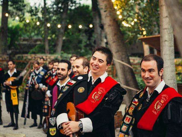 La boda de Fermín y Gemma en Alborache, Valencia 31