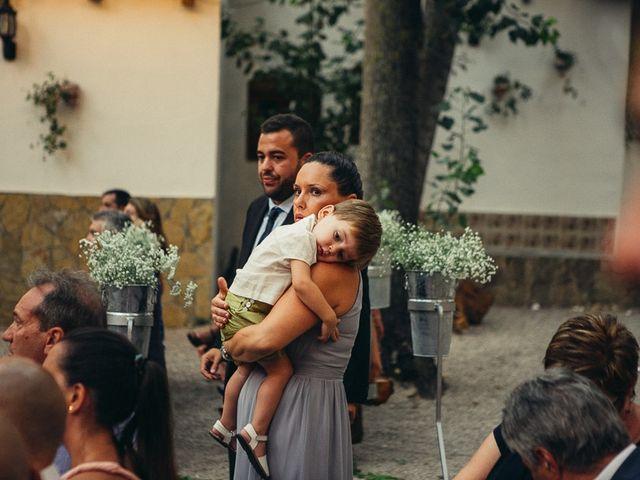 La boda de Fermín y Gemma en Alborache, Valencia 32