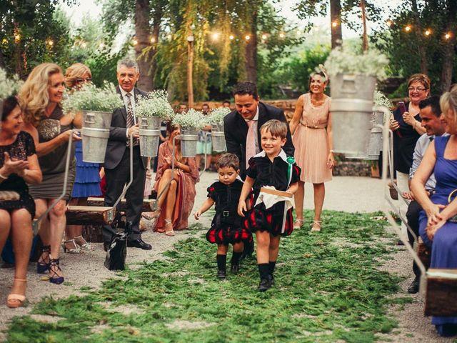 La boda de Fermín y Gemma en Alborache, Valencia 35