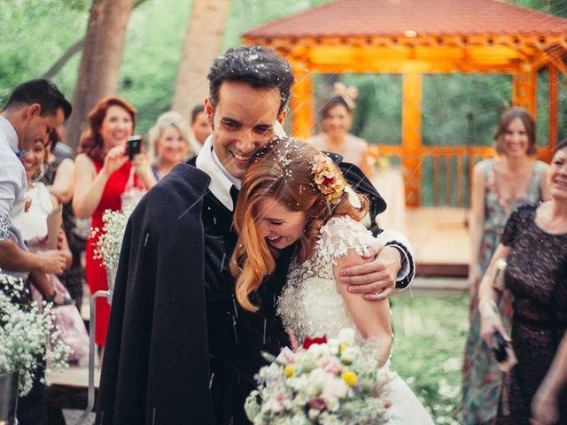 La boda de Fermín y Gemma en Alborache, Valencia 1