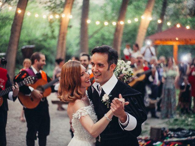 La boda de Fermín y Gemma en Alborache, Valencia 38