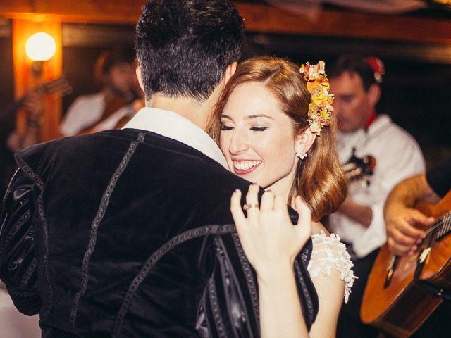 La boda de Fermín y Gemma en Alborache, Valencia 46