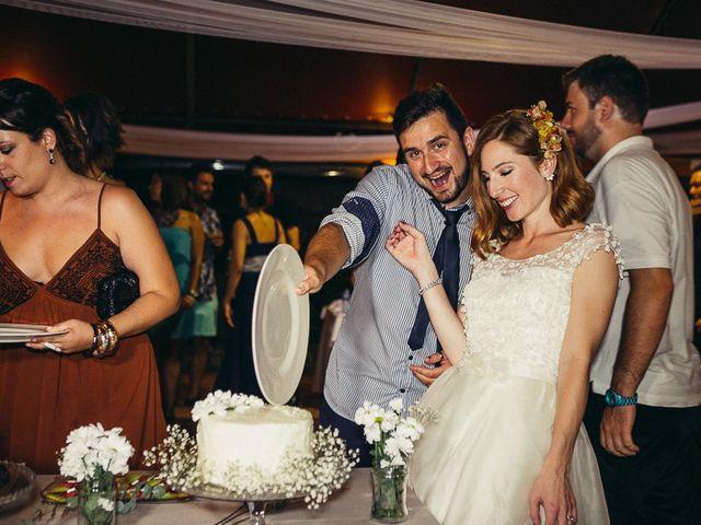 La boda de Fermín y Gemma en Alborache, Valencia 47