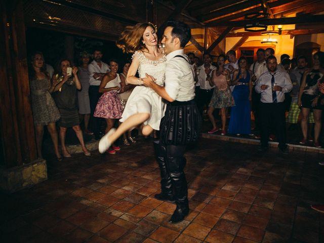 La boda de Fermín y Gemma en Alborache, Valencia 2