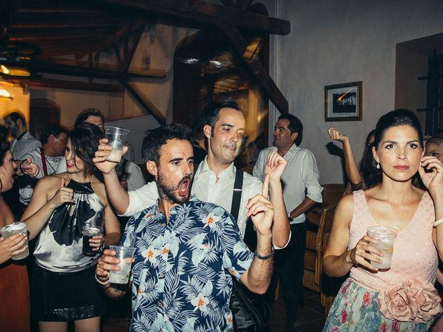 La boda de Fermín y Gemma en Alborache, Valencia 56