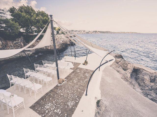 La boda de Sandro y Lara en Illetas, Islas Baleares 28
