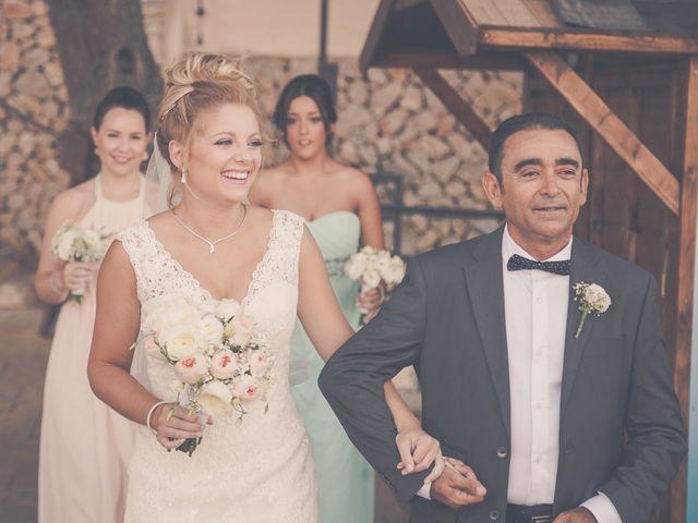 La boda de Sandro y Lara en Illetas, Islas Baleares 31