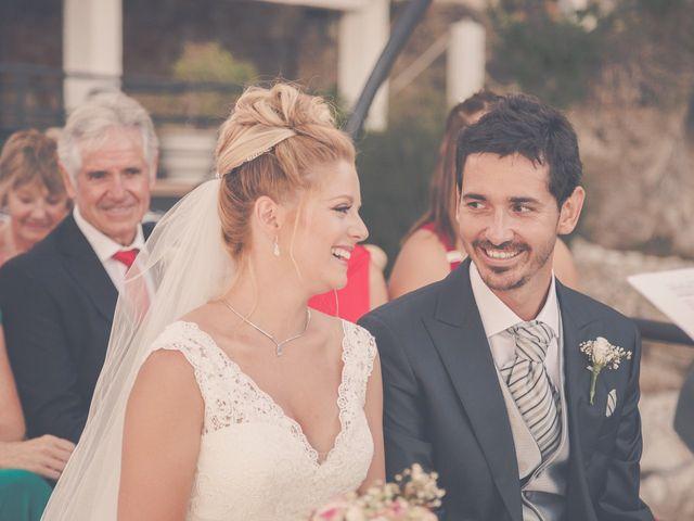 La boda de Sandro y Lara en Illetas, Islas Baleares 35