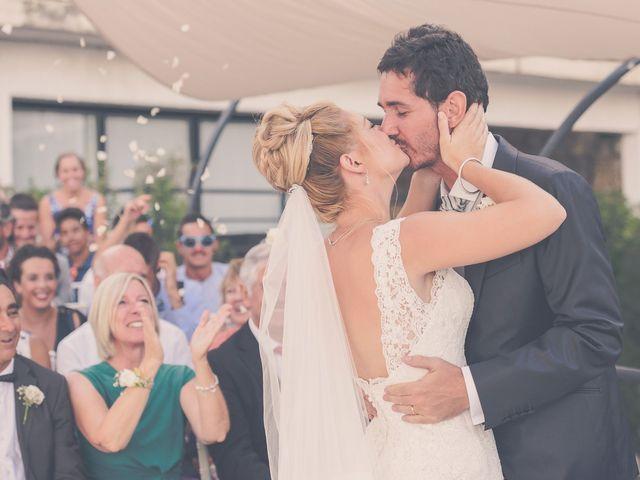 La boda de Sandro y Lara en Illetas, Islas Baleares 43