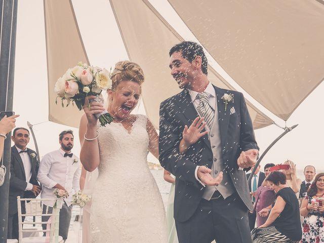 La boda de Sandro y Lara en Illetas, Islas Baleares 45