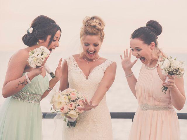 La boda de Sandro y Lara en Illetas, Islas Baleares 46