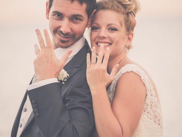 La boda de Lara y Sandro