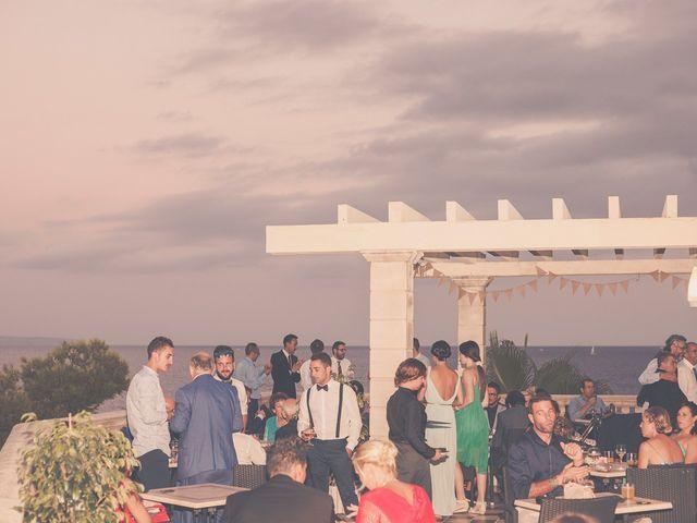 La boda de Sandro y Lara en Illetas, Islas Baleares 47