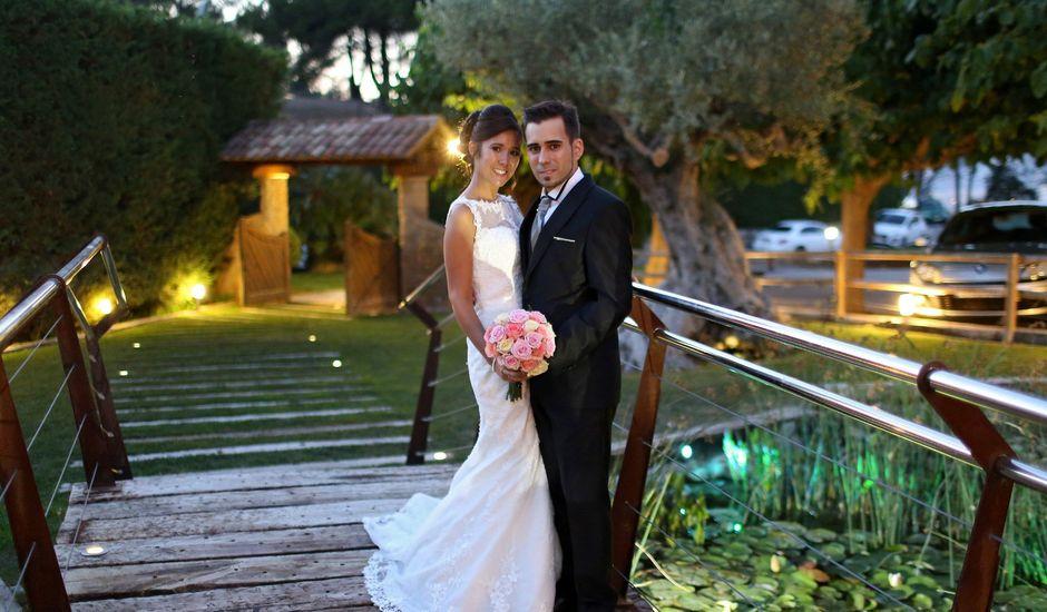 La boda de Dany y Raquel en Terrassa, Barcelona