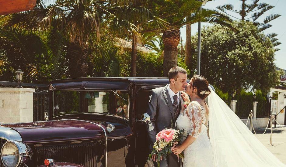 La boda de Edu y Lorena en Gandia, Valencia