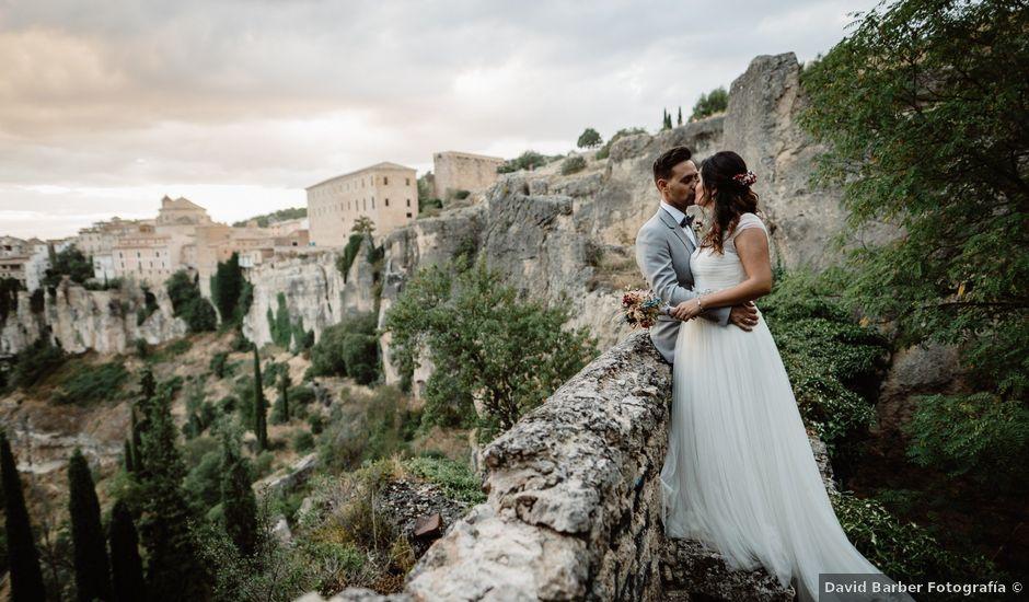 La boda de Estrober y Natalia en Tarancon, Cuenca