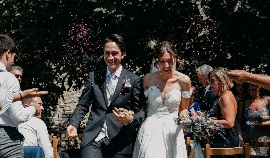 La boda de Ivan y Raquel en Villabona, Guipúzcoa