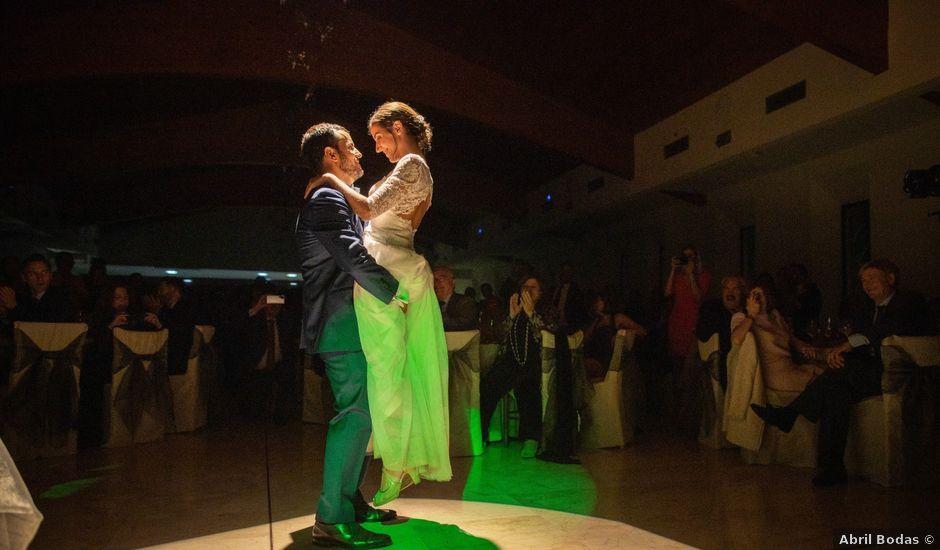 La boda de Pere y Laura en Sant Fost De Campsentelles, Barcelona