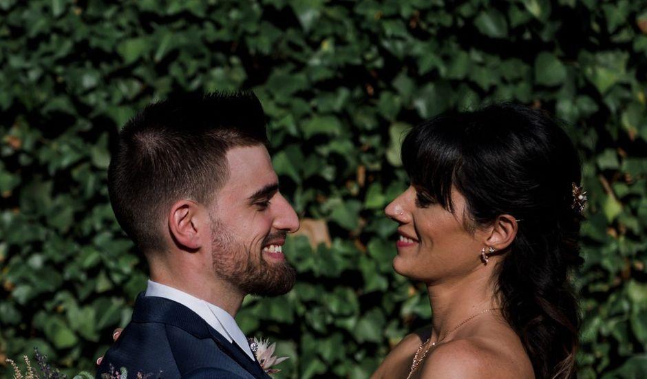 La boda de Karim y Aïda en La Garriga, Barcelona
