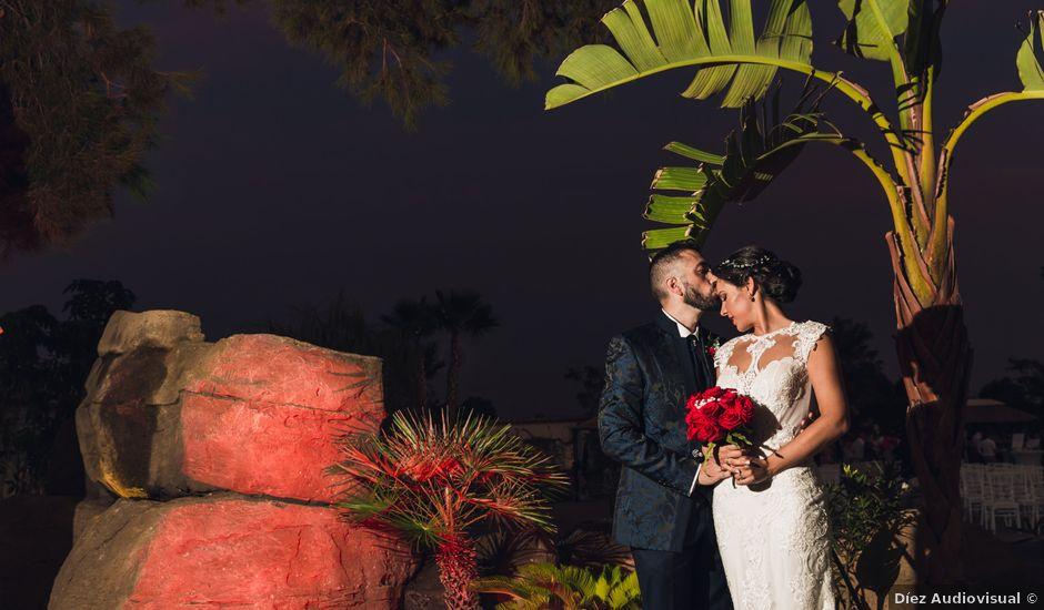 La boda de Dori y Cristian en Sant Vicent Del Raspeig/san Vicente Del, Alicante