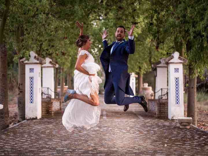 La boda de Gemma y Antonio
