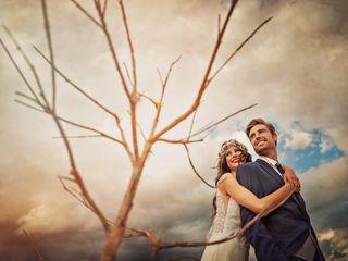 La boda de Blanca y Adrián
