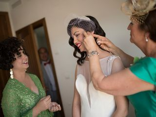 La boda de Cristina y Paco 2