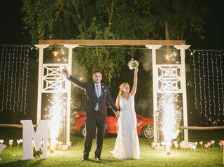 La boda de Ana y Martin