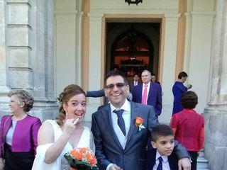 La boda de Cristina y José 1