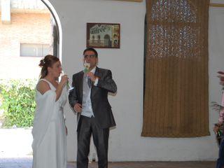 La boda de Cristina y José