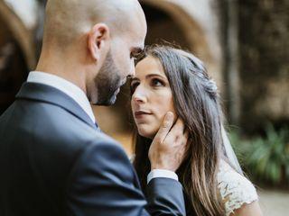 La boda de Dilea y Daniel