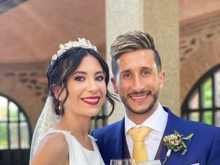 La boda de Vicky y Jesús