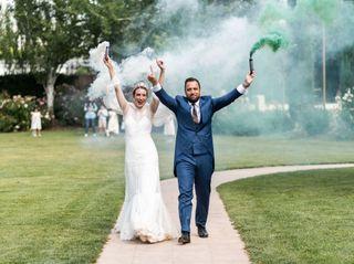 La boda de Mª Mar y Pablo